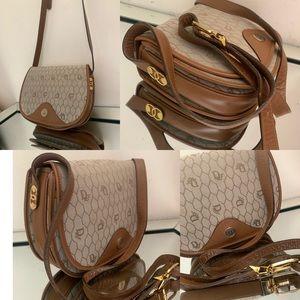 💫💫🔥🛍🛍💯 CHRISTIAN DIOR Honeycomb Satchel Bag.